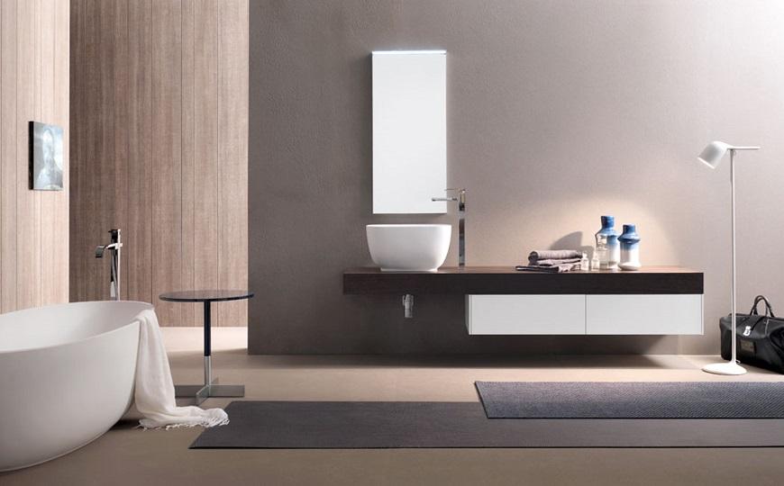 i mobili per l'arredamento casa - Arredo Bagno Colore Rosa